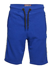 SUPERDRY STADIUM SHORT - SUPERDRY STADIUM COBALT BLUE