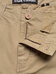 Superdry - CORE CARGO SHORTS - cargo shorts - dress beige - 5