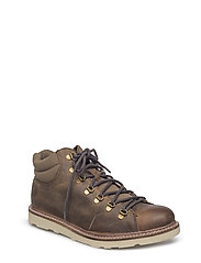 UTILITY HIKER BOOT - OLIVE BROWN