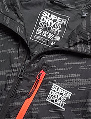 Superdry - TRAINING LIGHTWEIGHT REFL JKT - sportjacken - black reflective - 3