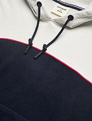 Superdry - SPORTSTYLE HOOD - hættetrøjer - deep navy - 2