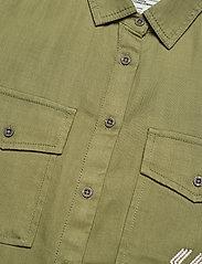 Superdry - MILITARY SHIRT LONG - clothing - trekking olive - 2