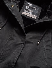 Superdry - FALCON ROOKIE PARKA - parka coats - military black - 7