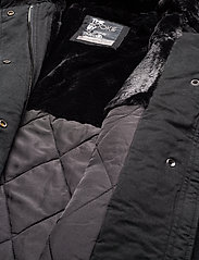 Superdry - FALCON ROOKIE PARKA - parka coats - military black - 9