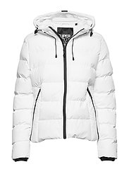 SPIRIT PUFFER ICON JACKET - DREAM WHITE