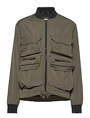 NAMID PoCKETS BOMBER - BUNGEE CORD