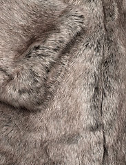 Superdry - Boho Faux Fur Jacket - faux fur - mink - 4