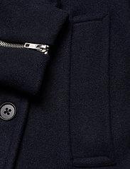Superdry - Wool Crop Peacoat - wool jackets - eclipse navy - 4