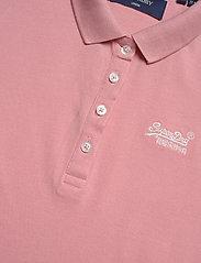Superdry - POLO SHIRT - polohemden - soft pink - 2