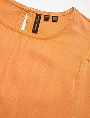 Superdry - WOVEN TSHIRT - short-sleeved blouses - sunset - 2