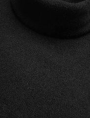 Superdry - SUPER LUX FUNNEL NECK - turtlenecks - black - 2