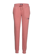 RAVEN SLIM JOGGER - ROSE TAN