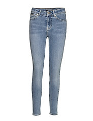SUPER CRAFTED-SKINNY MID RISE - STOCKHOLM INIGO