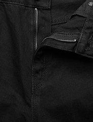 Superdry - EDIT WIDE LEG JEAN - broeken met wijde pijpen - denim black rinse - 3