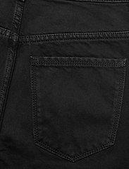 Superdry - EDIT WIDE LEG JEAN - broeken met wijde pijpen - denim black rinse - 4