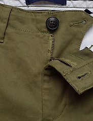 Superdry - NEW CITY CHINO - chinos - capulet olive - 3
