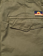 Superdry - Slim Cargo Pant - slim fit trousers - tuscan olive - 4