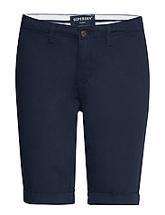 CITY CHINO SHORT - ATLANTIC NAVY