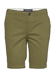 CITY CHINO SHORT - CAPULET OLIVE