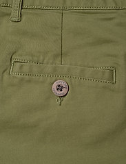Superdry - CITY CHINO SHORT - bermuda-shortsit - capulet olive - 4