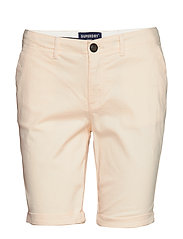 CITY CHINO SHORT - OYSTER