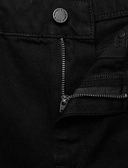 Superdry - RUBY CUT OFF SHORT - farkkushortsit - denim black rinse - 3