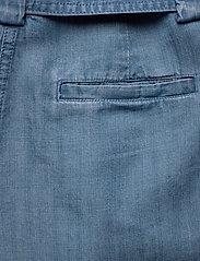 Superdry - DESERT PAPER BAG SHORT - casual shortsit - indigo light - 5