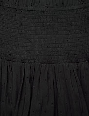 Superdry - AMEERA MINI SMOCKED SKIRT - korta kjolar - black - 2