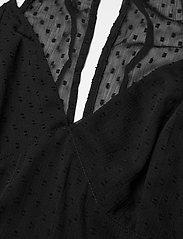 Superdry - MARGAUX MAXI DRESS - kveldskjoler - black - 2