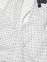 Superdry - MARGAUX MAXI DRESS - kveldskjoler - white polka dot - 2