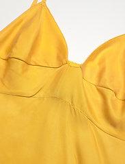 Superdry - CUPRO CAMI DRESS - midi dresses - sulphur yellow - 2
