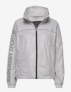 SUPERDRY GYM RUNNING JACKET - sports jackets - ice python