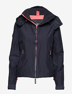ARCTIC HOODED CLIFF HIKER - NEW NAVY MARL/CORAL BLUSH