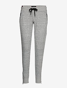 FASHION LUXE JOGGER - LUREX GREY MARL