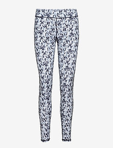 SUPERDRY CORE GYM LEGGING - ABSTRACT BLUR MONO