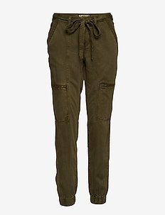 LACE ROOKIE PANT - LAUREL KHAKI