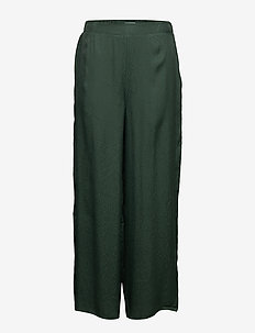 JANIS WIDE LEG - CHIC GREEN