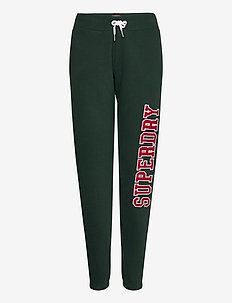 BLAIR JOGGERS - verryttelyhousut - emerald green