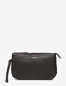 ELEANOR POUCH - BLACK