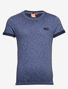 OL LOW ROLLER TEE - basic t-shirts - rich navy