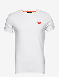 OL NEON LITE TEE - basic t-shirts - optic