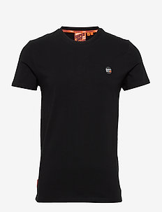 COLLECTIVE TEE - basis-t-skjorter - black