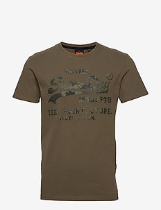 VL SHIRT SHOP BONDED TEE - logo t-shirts - chive