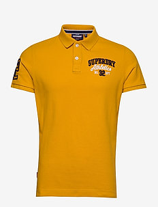 Classic Superstate S/S Polo - korte mouwen - upstate gold