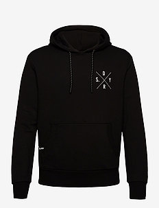 Surplus Graphic Hood - sweats à capuche - black