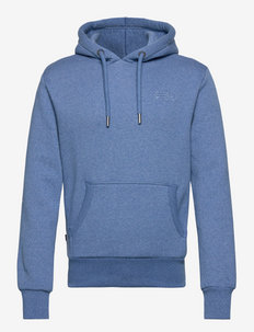 OL CLASSIC HOOD BB - hoodies - bright blue grit
