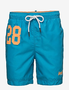 WATERPOLO SWIM SHORT - boardshorts - ocean blue
