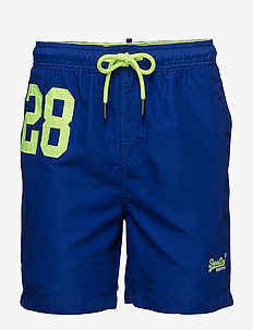 WATERPOLO SWIM SHORT - boardshorts - racer cobalt