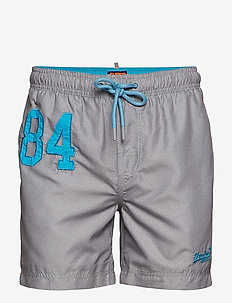 WATER POLO SWIM SHORT - PLATINUM GRIT