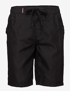 SUPERDRY PANEL BOARDSHORT - BLACK